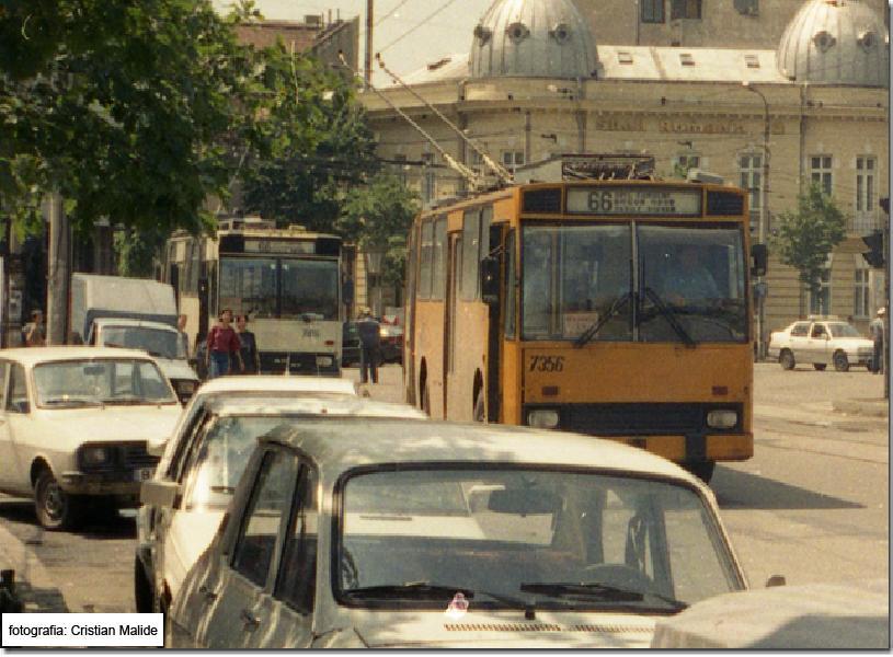 Bucuresti, Calea Mosilor, anii 90