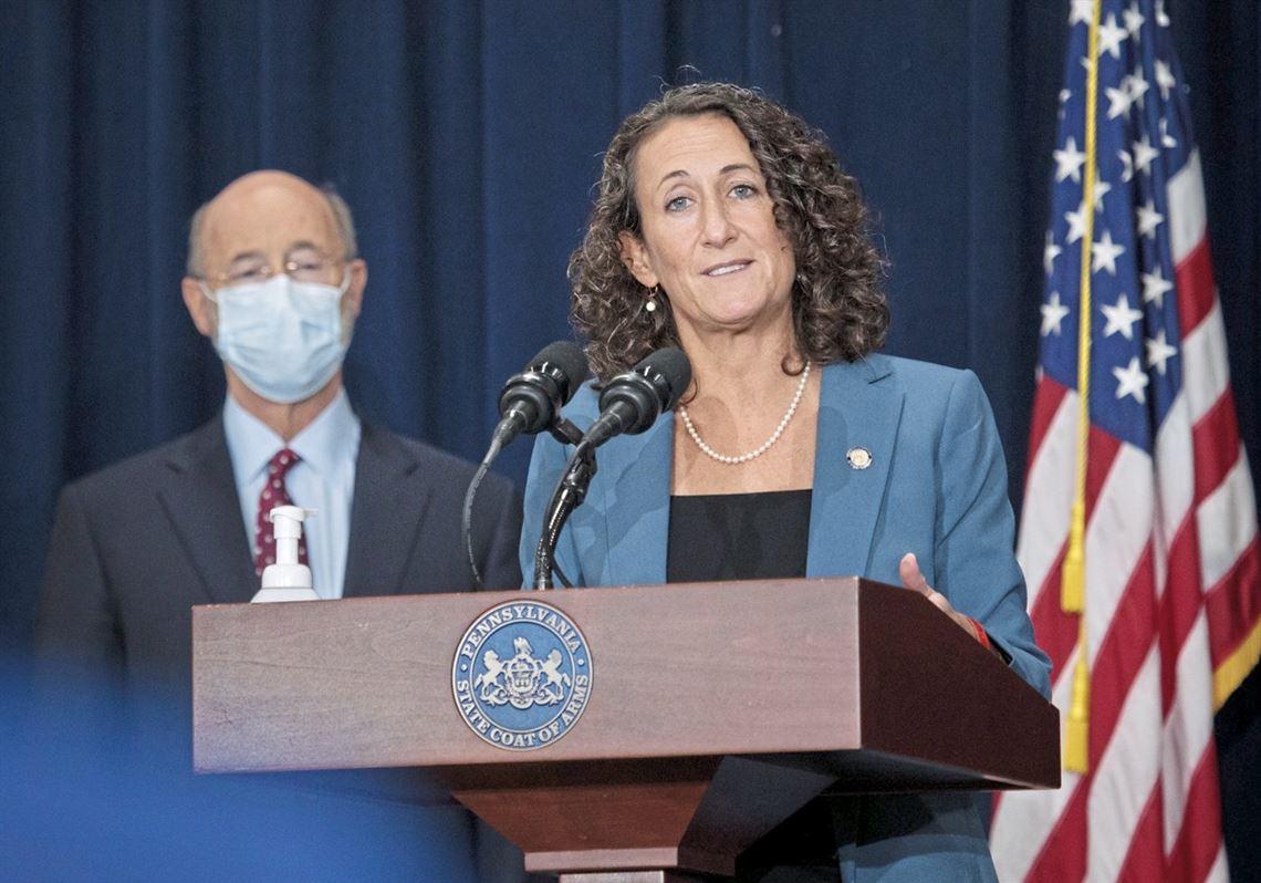 Kathy Bookvar, Secretary of Commonwealth, Pennsylvania